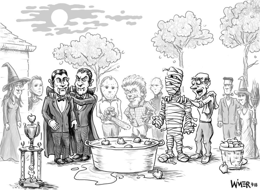 bt halloween apple bobbing2