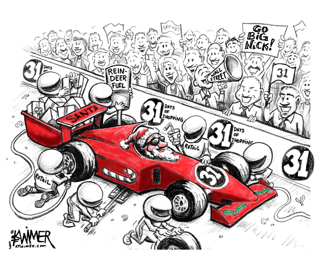 big nick racer
