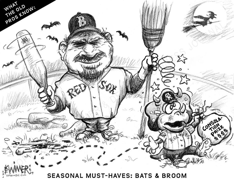 Bats and Broom