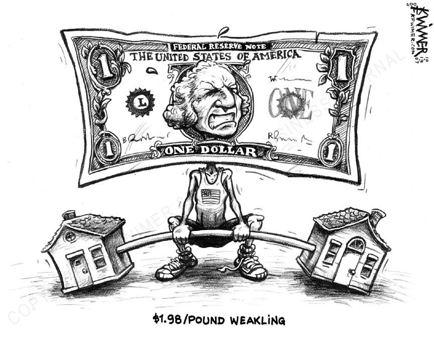 dollarweakling