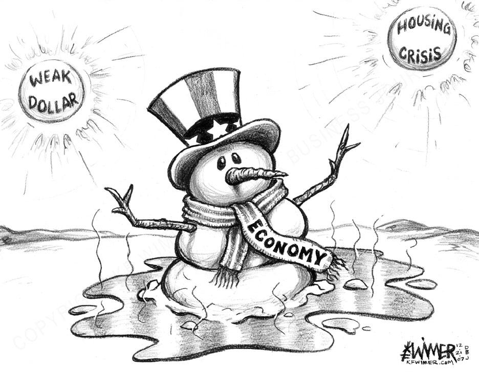 economy-melt