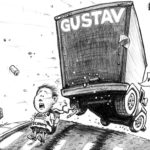 gustav-near-miss