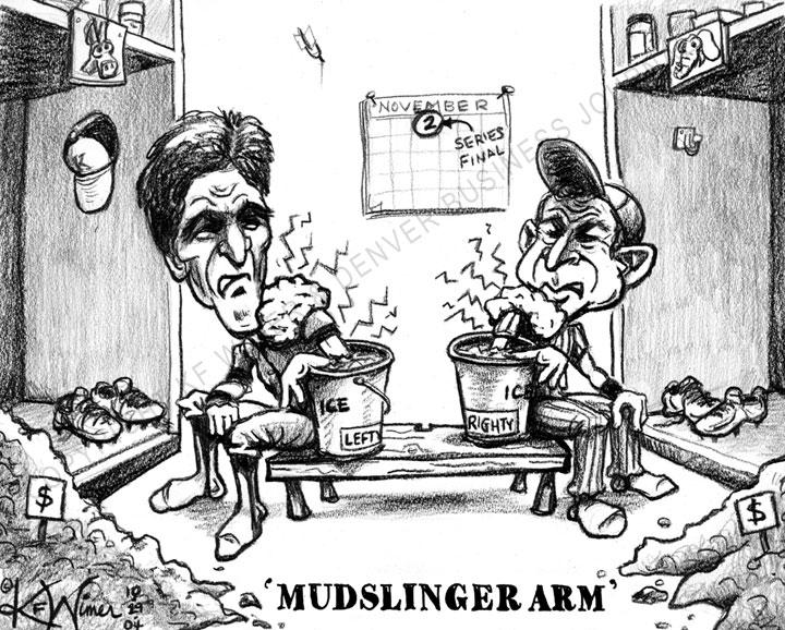mudslinger