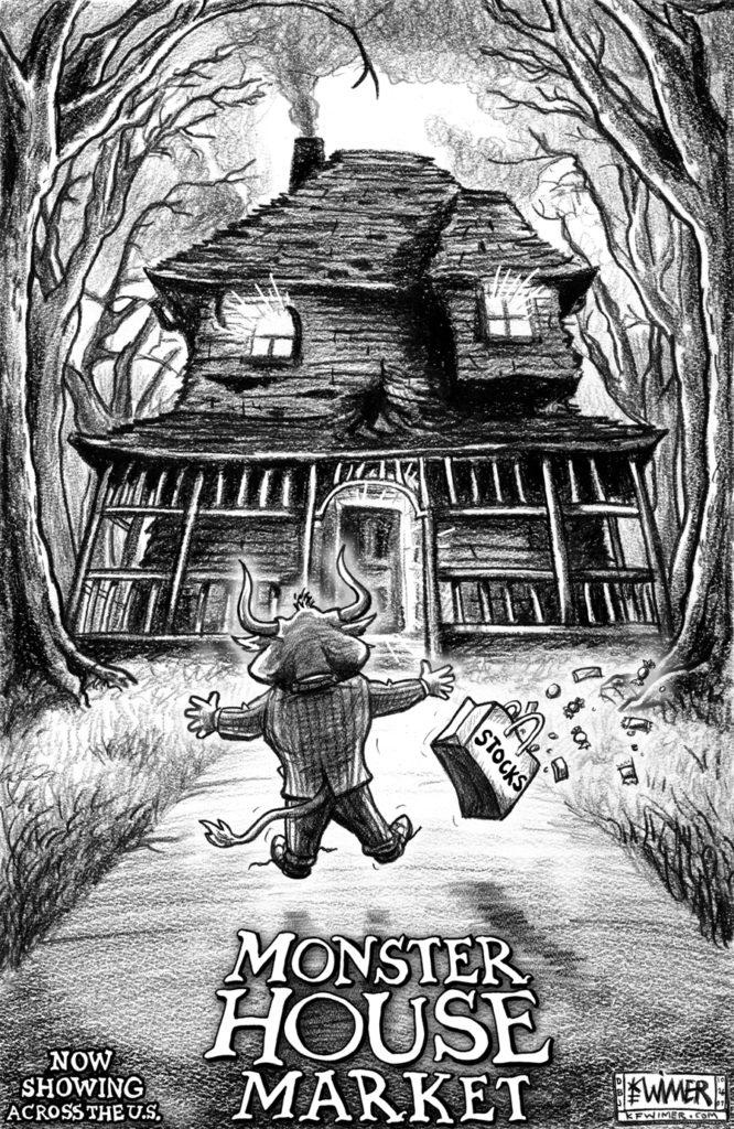 Monster House Market