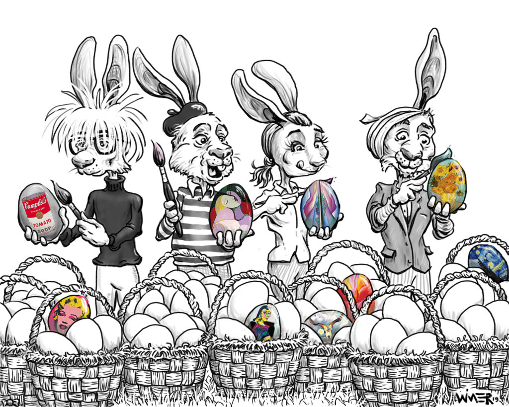egg artists sm
