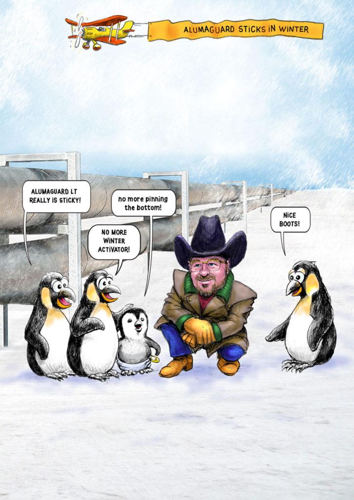 Polyguard-Arctic-penguins