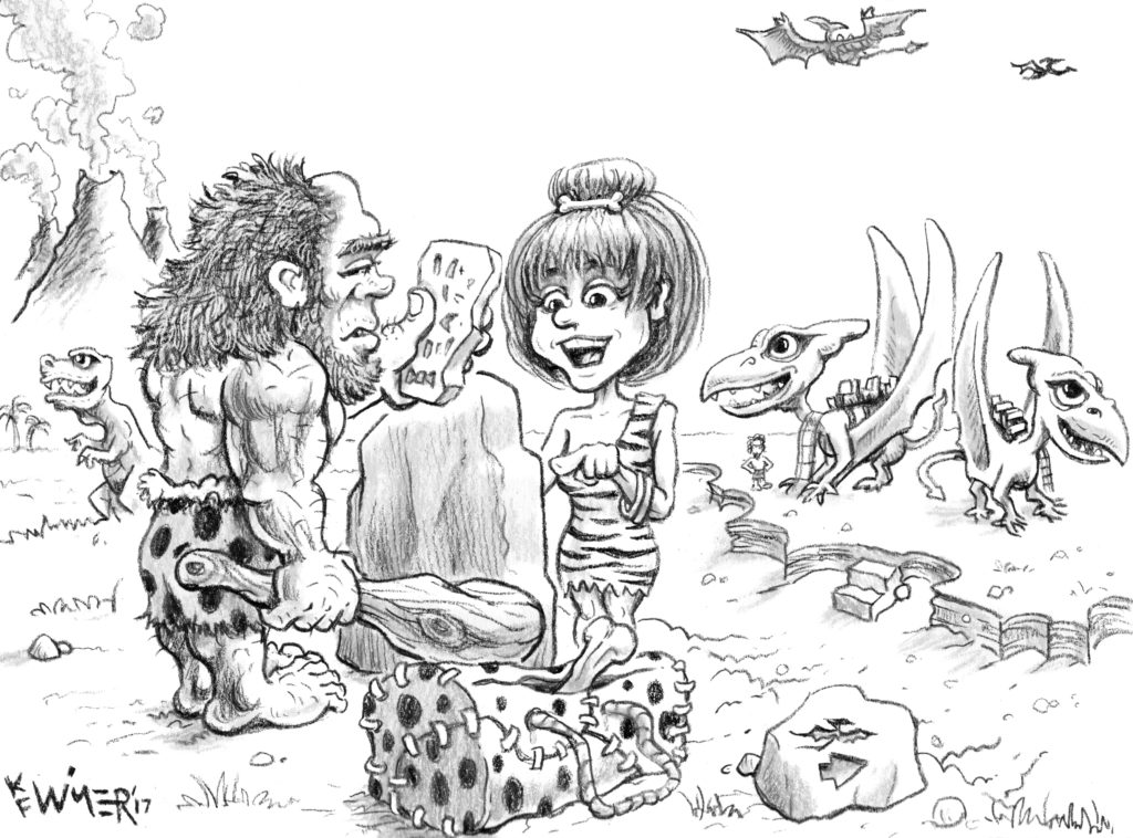 bt1-17 caveman travel