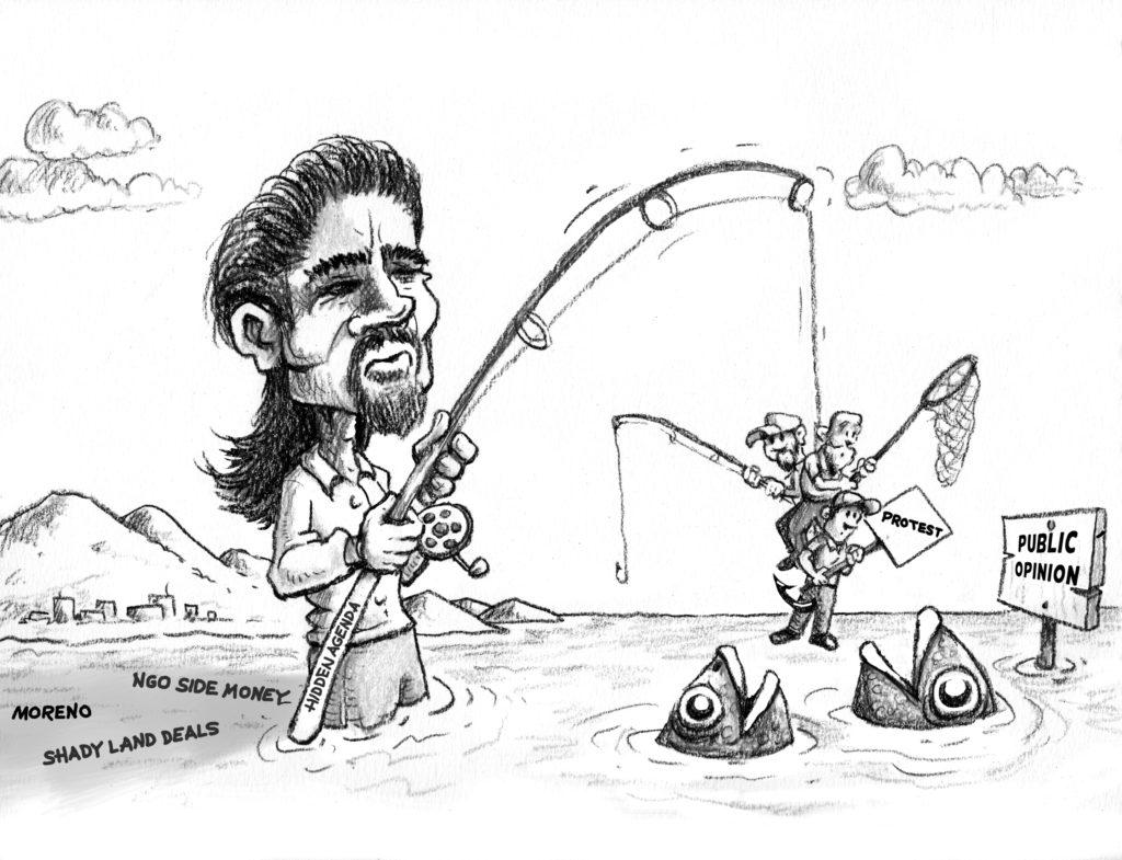 moreno fisherman toon english