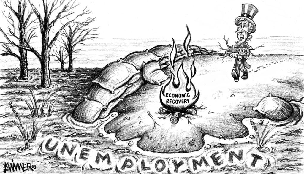 Unemployment Flood