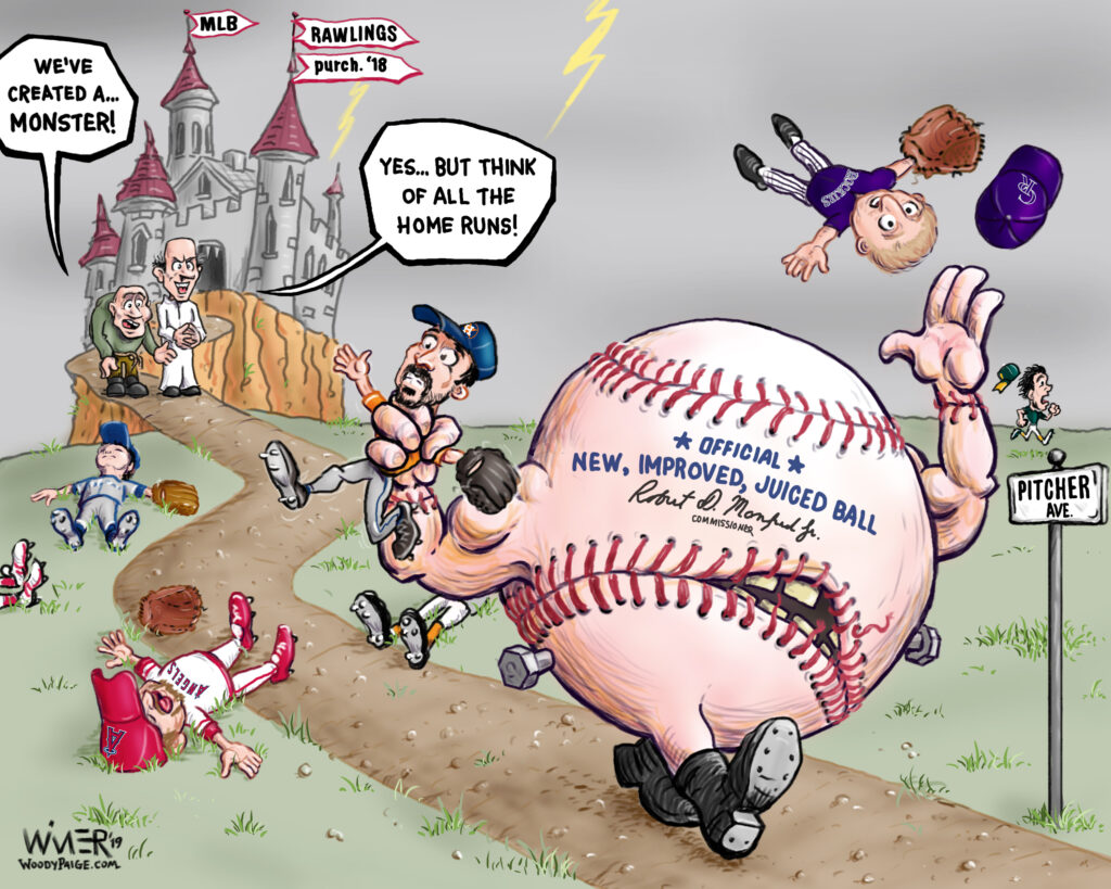 frankenstein baseball