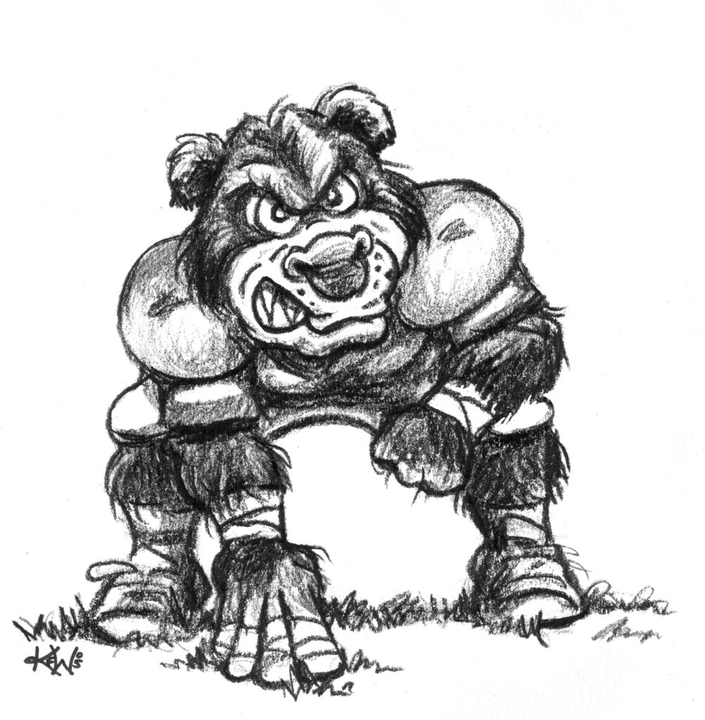 bearfootball