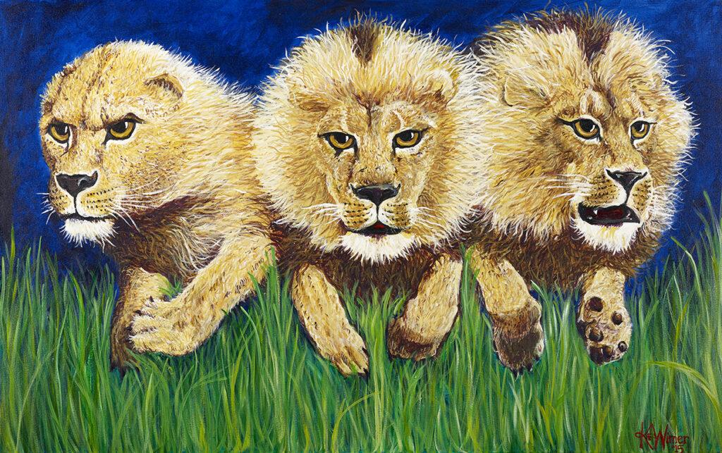 leading like lions sm