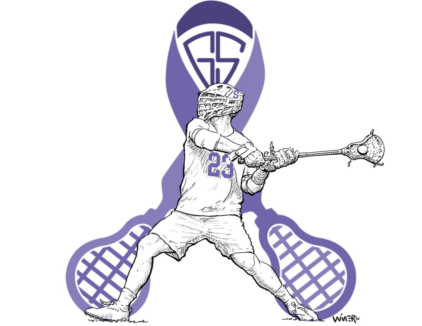 Gavin Schaeffer Lacrosse Logo