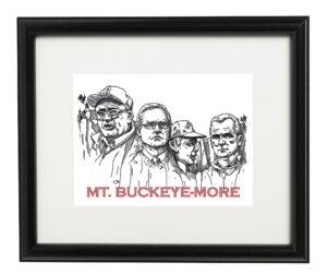 mt buckeyemore framed 2