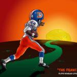 The Franchise Denver Broncos Memorial