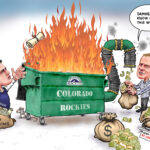 The Colorado Rockies - Like No Other Dumpster Fire