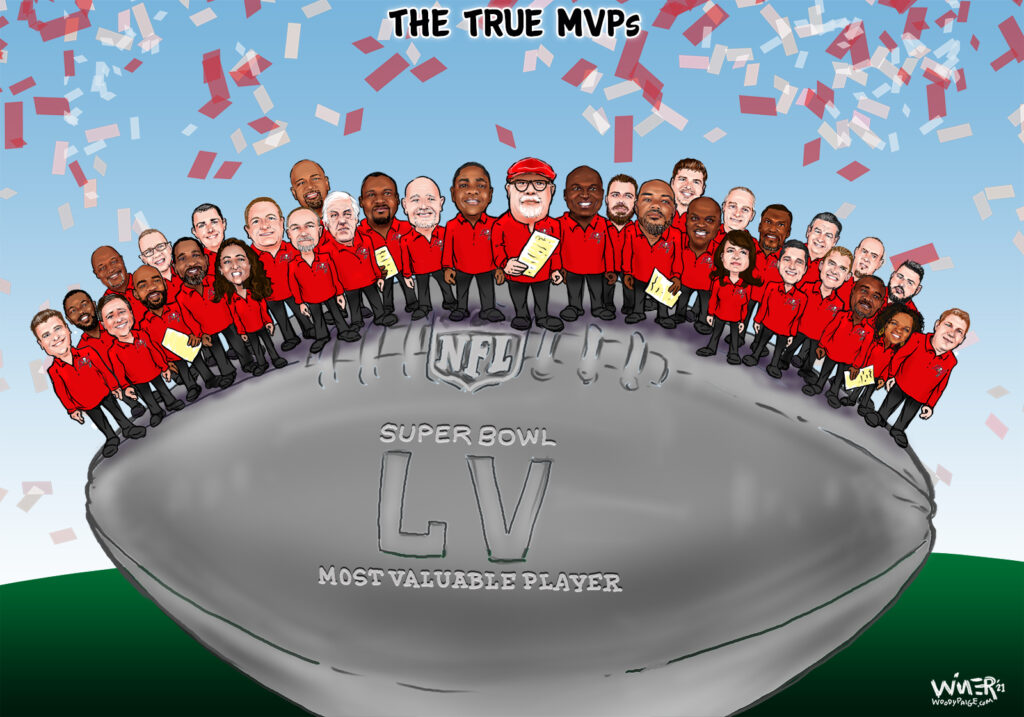 The True MVPs of Super Bowl 55 - The Coaches