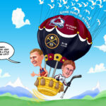 Colorado sports teams found an unexpected lift from the reintroduction of fans.