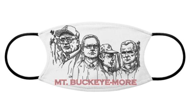 mt buckeyemore masks