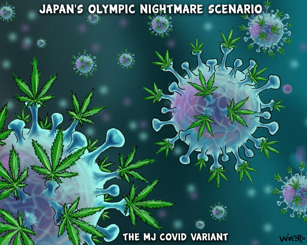 wp mj covid variant olympics sm