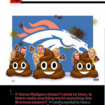 Denver Broncos Bowlen Family poop show
